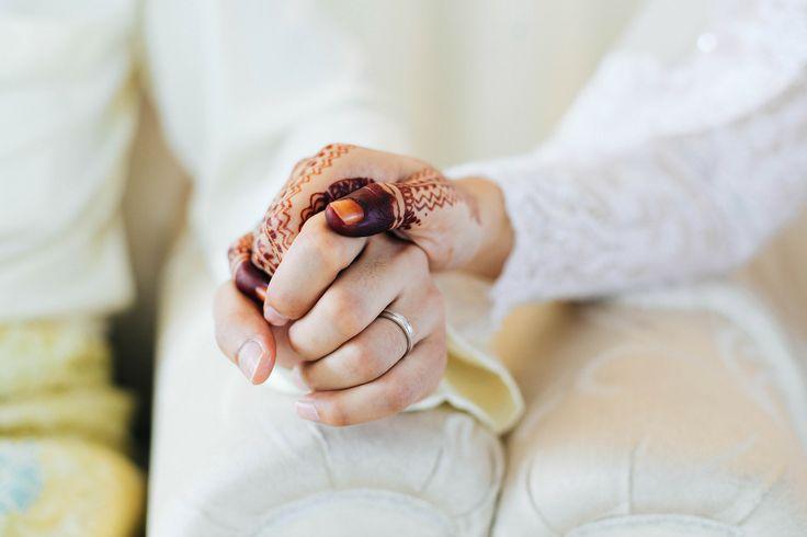 Henna Hands and Malay weddings