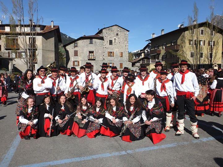 Pasqua 2014 a Bormio, Filarmonica Bormiese
