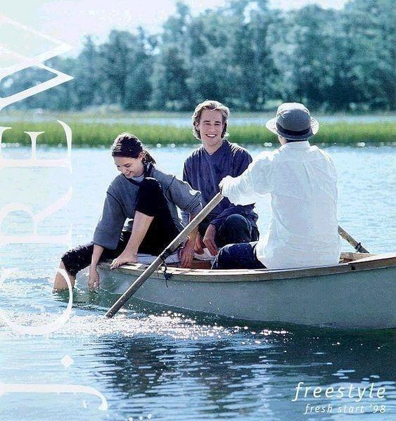 "Spring 1998: Capeside Couture.   The Beautiful 1998 ""Dawson's Creek"" J. Crew Catalog"