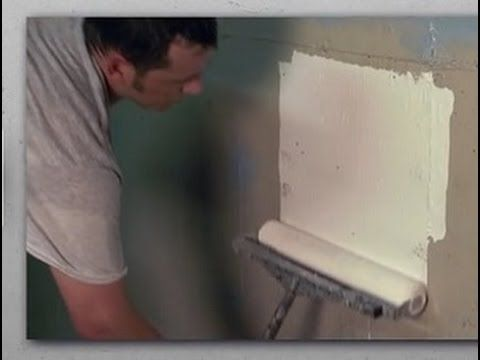 ▶ How To Waterproof A Basement DIY With Sani-Tred - YouTube