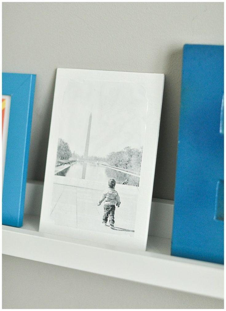 Best 25+ Canvas photo transfer ideas on Pinterest   Photo ...