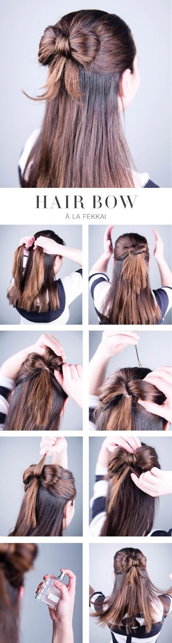 How To Do Hairstyles 120 Best Hairstyles Images On Pinterest  Hairstyle Ideas Simple