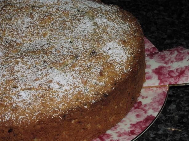 Stefano recipes hazelnut cake