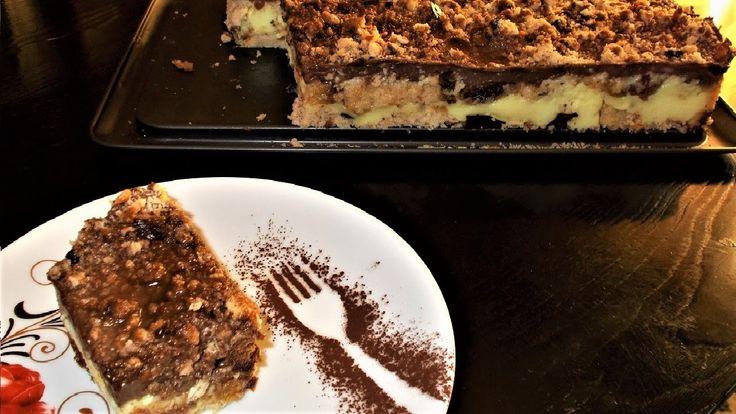 Γλυκό ψυγείου με το Τσουρέκι ή το Κέικ που μας Περίσσεψε