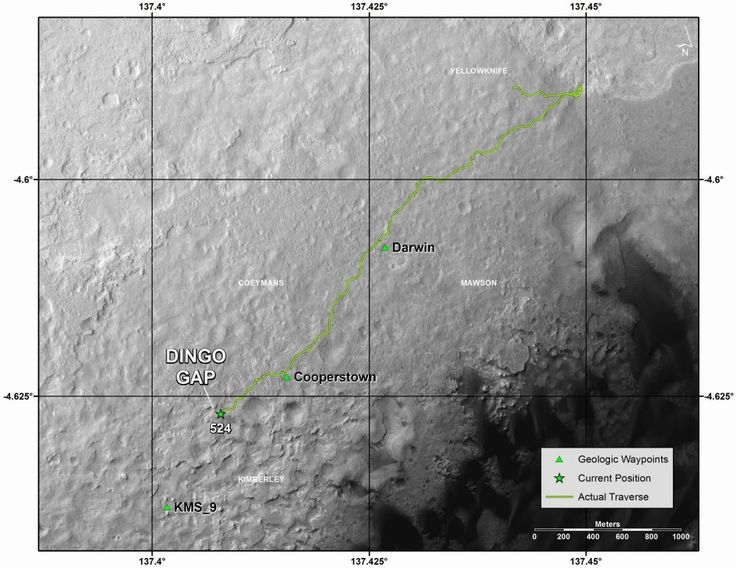 Traverse+Map+for+Mars+Rover+Curiosity+as+of+Jan.+26,+2014.jpg (946×731)