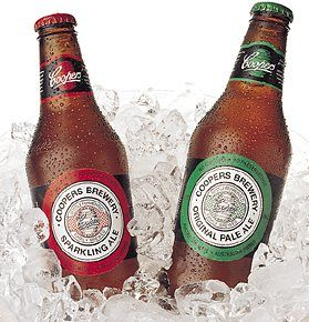 'Preferred local beer(s) of choice' said previous pinner about Coopers beer • Adelaide's icons