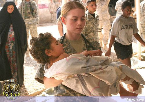 It's Our job, that's why we do it! Don't thank a woman veteran, shame on YOU!!!