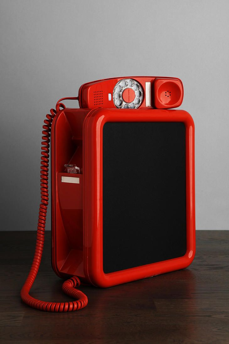 One-of-a-Kind #Vintage '70s Wall Phone #urbanoutfitters