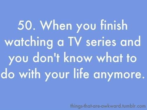 Omg I'm going through this right now with True Blood! Season 6 needs to come out on DVD right NOW!