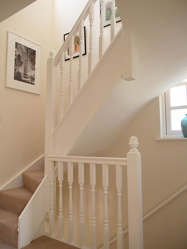 Loft stairs-wondering if these could work with a hipped roof?