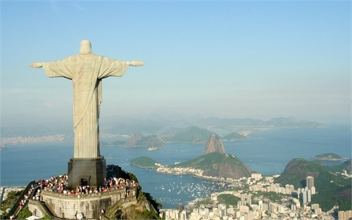 Underbara RIO! Res dit med oss på Jade från endast 17500:- per person (flyg och hotell): Places To Travel, Dreams Vacations, Tops 10, Rio De Janeiro, Rio Brazil, Beautiful Places, World Cups, Crisscross, Travel Ideas