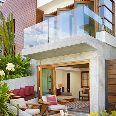 Glass Balcony Design, Pictures, Remodel, Decor and Ideas