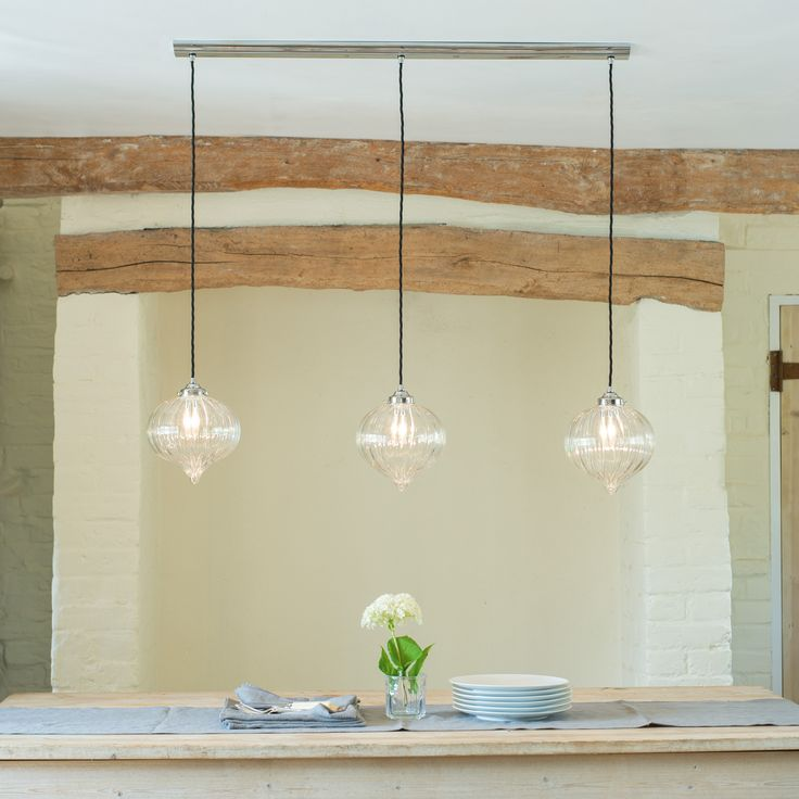 Our stunning triple track #pendant is available in our popular Ava design.