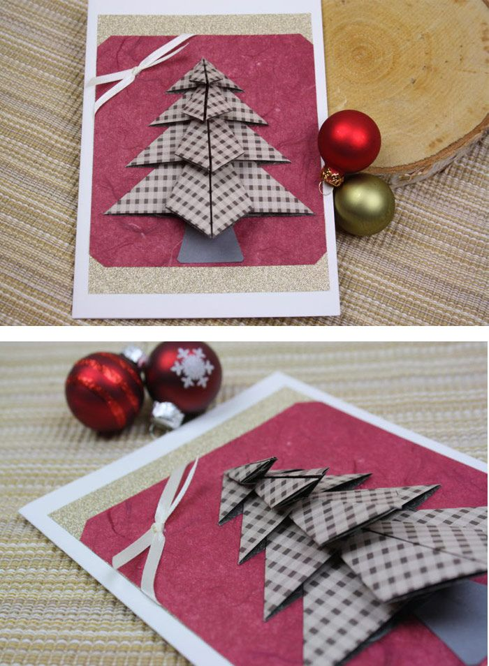 die besten 25 weihnachtskarten selber machen ideen auf. Black Bedroom Furniture Sets. Home Design Ideas