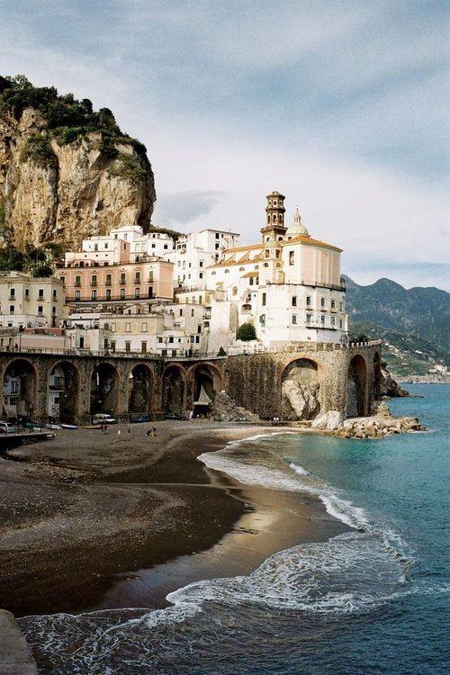 Amalfi Coast, ItalyLeo Bern, Buckets Lists, Favorite Places, Beautiful, Little Mermaid, Castles, Travel, Amalficoast, Amalfi Coast Italy