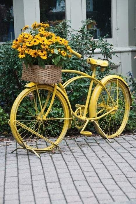 Велосипед в дизайне