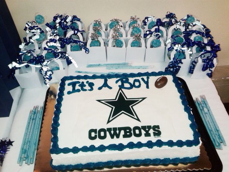 dallas cowboys baby shower cake dallas cowboys baby cowboys football