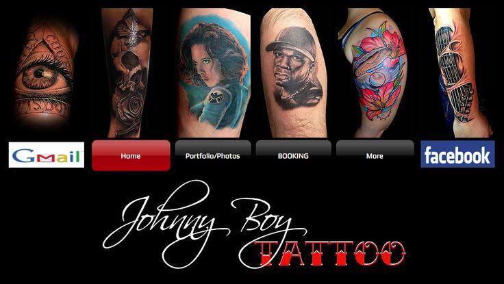 Sherbrooke Tattoo Johnny Boy Tattoo Sherbrooke