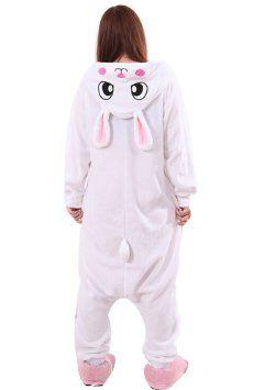 Dato Unisexe Anime Pajamas Kigurumi Adulte Pyjama Onesie Cospaly Party Costume de Deguisement Lapin: Amazon.fr: Jeux et Jouets