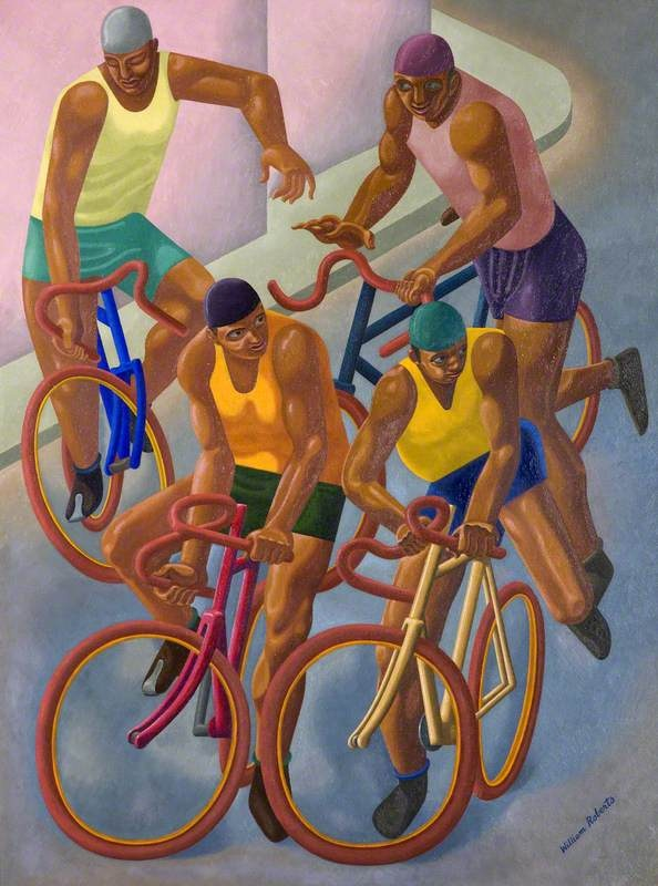 "William Patrick Roberts (1895-1980)  ""Les Routiers"", 1931"