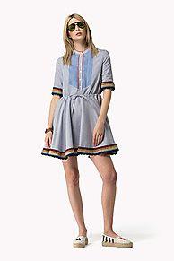 Shoppen Sie Häkelkleid und erkunden Sie die Tommy Hilfiger Kleidung für Damen. Kostenlose Lieferung & Retouren. 8719111115498