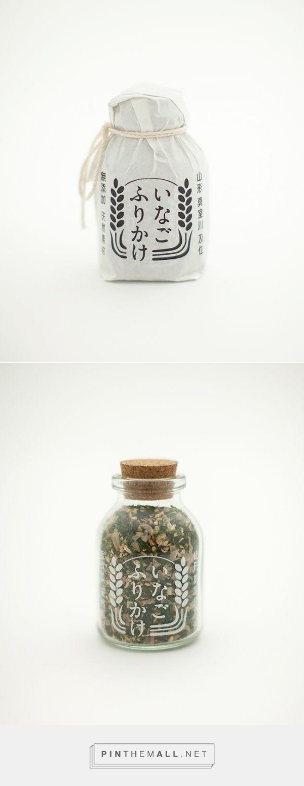 Inago Furikake by Akaoni Design - created