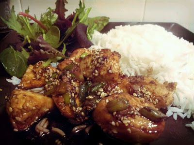 Teriyaki – the most popular Japanese chicken dish with perfectly tender and juicy chicken meat doused in a home-made sweet and savory teriyaki sauce.