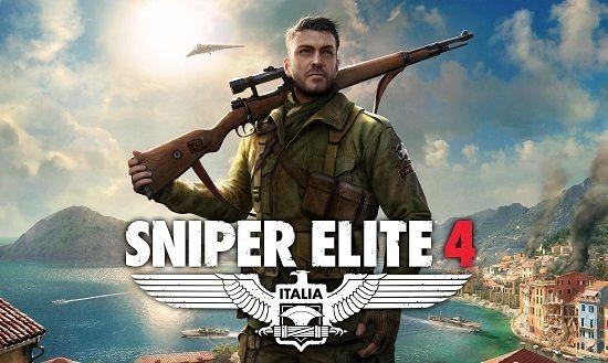 Sniper Elite 4 PC Game Full Download From Torrent