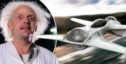 (adsbygoogle = window.adsbygoogle || []).push();   ¿Cuántos no hemos soñado con elDeLoreandel Doc Brown? Poder viajar en el tiempo, vivir aventuras, cambiar nuestra historia; la historia del mundo… Bueno, pues ya existe uno, como el que vimos enVolver al Futuro II: ¡volador!...