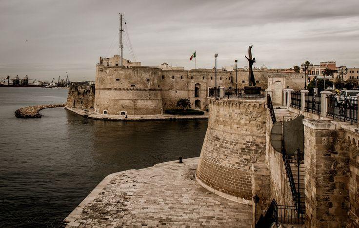 Castello Aragonese - Taranto 2015 | por Pierantonio1980
