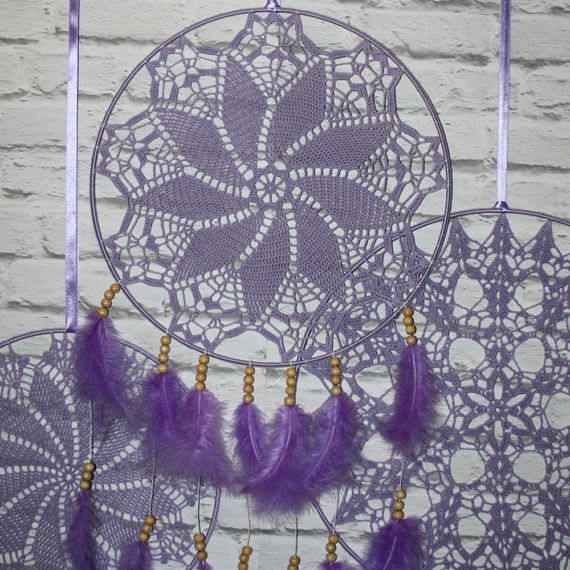 Wedding Dreamcatchers Set   #dreamcatcher #dreamcatcher , #crochetdreamcatcher , #lacedreamcatcher , #bohodreamcatcher , #bohostyle , #bohochic , #boho , #hippiedecor , #bohemianstyle , #makatarina, #etsyshop , #girly #crochetinglove , #crochetart , #bohowalldecor , #hippie, #bohochic , #bohostyle , #crocheteddreamcatcher, #gypsy, #gypsystyle #photoprop #backdrop #lilac #lavender #purple