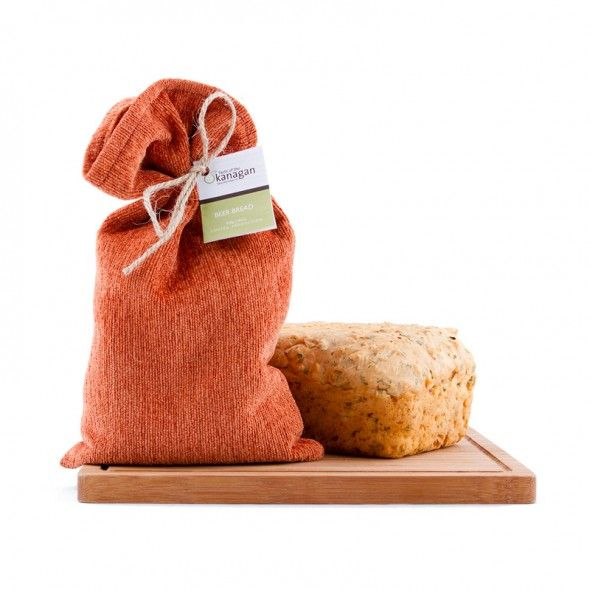 Taste of the Okanagan - Beer Bread, Freshly baked bread and all you have to do is stir!