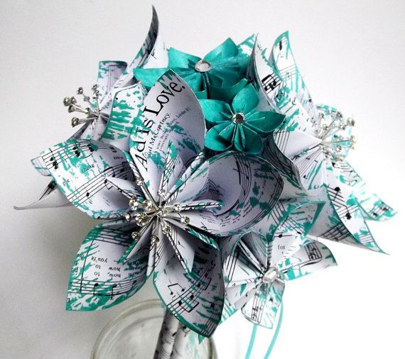 Best 25 Sheet Music Wedding Ideas Only On Pinterest: 1000+ Ideas About Sheet Music Flowers On Pinterest