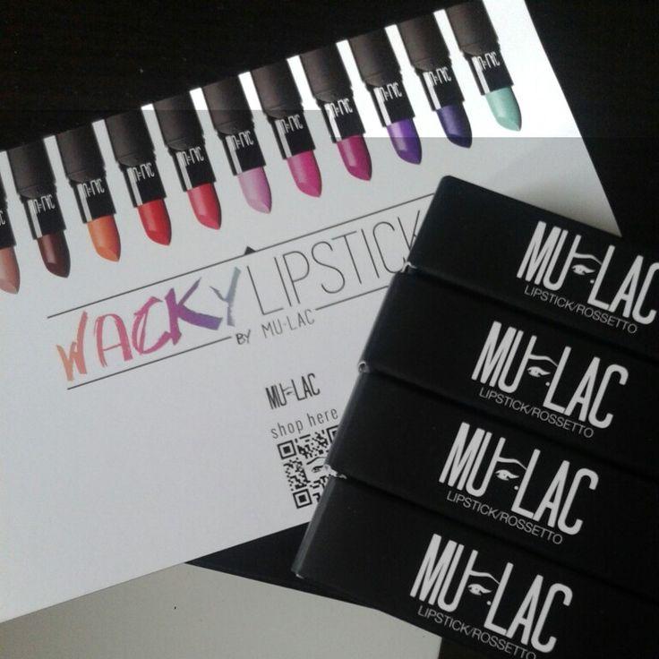 Rossetti mulac cosmetics ♡♡
