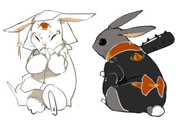 Bunny onishiro