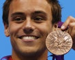 Tom Daley Diving Bronze