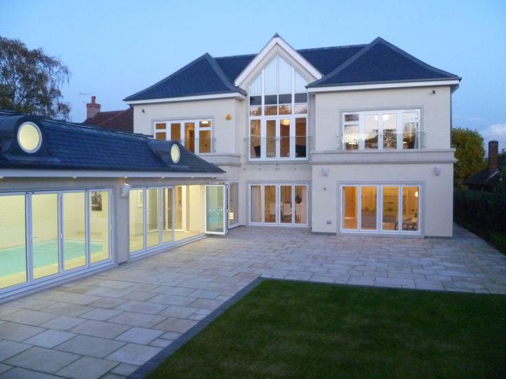 Hadley Wood new build property