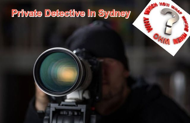 If you want to meet experienced and well-informed private detective, then this is best place for you. It is hard to select professional Sydney private detective near you, but private investigator has good name in the investigations industry.