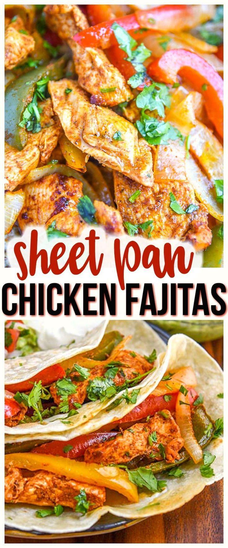 Chicken Fajitas Make For A Great Weeknight Dinner Learn How To Make Chicken Fajitas That Cook Up Quickly Without M Fajita Recipe Chicken Fajita Recipe Recipes