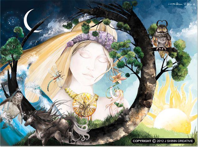 Laura's dream full image