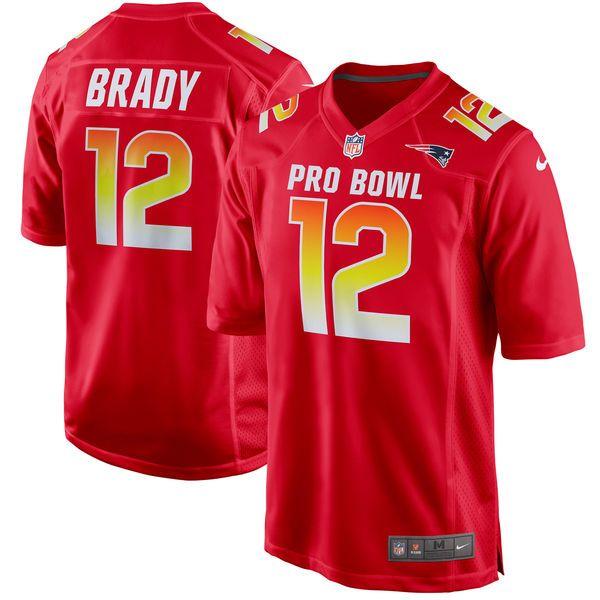 new style 511dc a42f5 Patriots 12 Tom Brady Pro Bowl Jersey | PRO Bowl | Pinterest ...