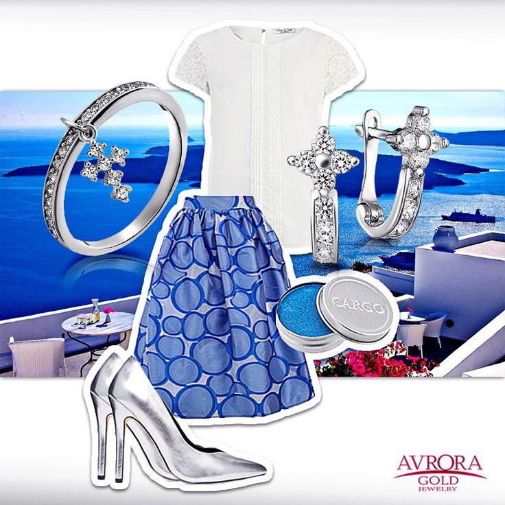 А вы уже распланировали свое лето?  #avroragold #аврораголд #девушка #украшения #золото