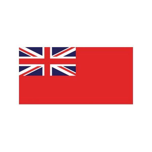 Флаг Великобритании гостевой 20 x 30 см из перлона/шерсти  - Артикул: 9519033120;  - Производитель: Maritim;  - Страна произв-ва: Финляндия