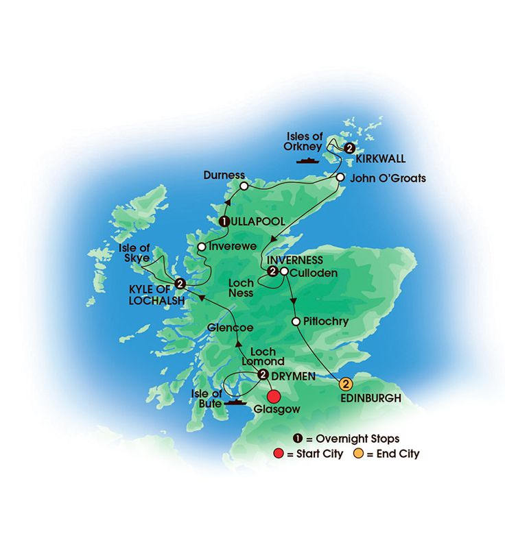 Scottish Isles & Glens 12 Day Tour. Overnights: 2 Glasgow, 2 Near Kyle of Lochalsh, 1 Ullapool, 2 Kirkwall, 2 Inverness, 2 Edinburgh - See more at: http://www.cietours.com/ #escortedtour #Scotland #Scottish #Scots #Britain #UK #coachtour #Edinburgh #Glasgow #travel #vacation #holiday #Freewifi