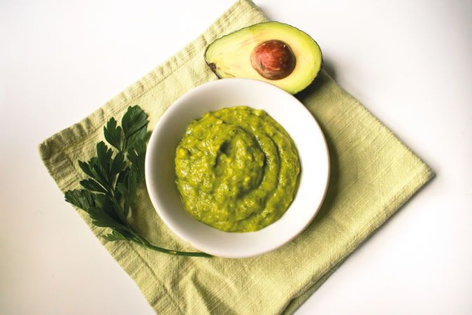 Typically made with mayonnaise and sour cream, Green Goddess Dressing is thought to originate from the Palace Hotel in San Francisco. This gluten-free version delivers the popular creamy dressing minus the dairy, thanks to avocado. Use it as a gluten-free salad dressing, a dip or a topping for tacos and grain bowls.