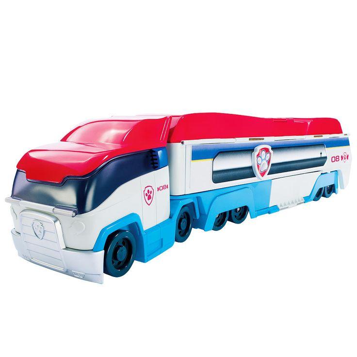 """Paw Patrol - Paw Patroller - Spin Master - Toys """"R"""" Us"""