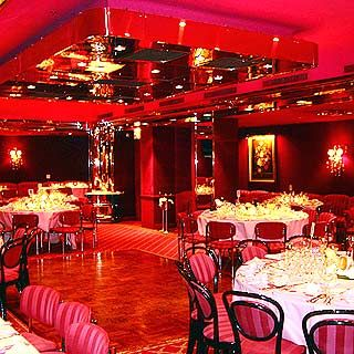 Doubles Club Restaurant Nyc