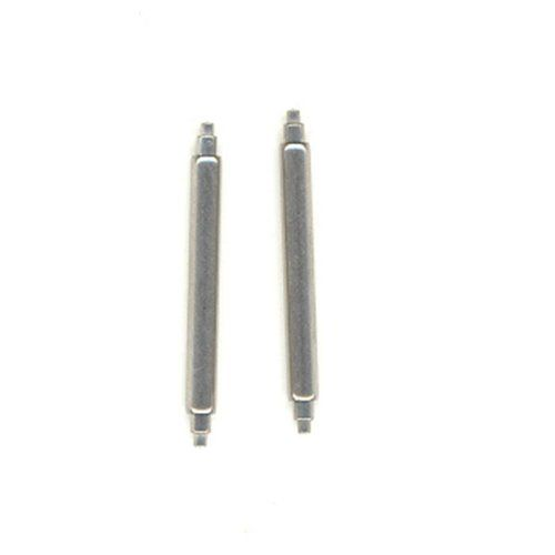 Seiko First Spring Bar Pins Stainless Metal Divers Attaching View Bands 22 MM Thickness Established of 2