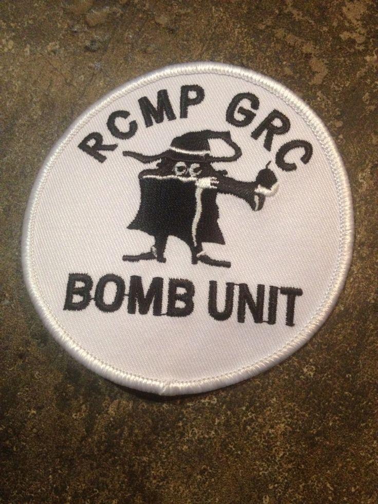 RCMP bomb squat