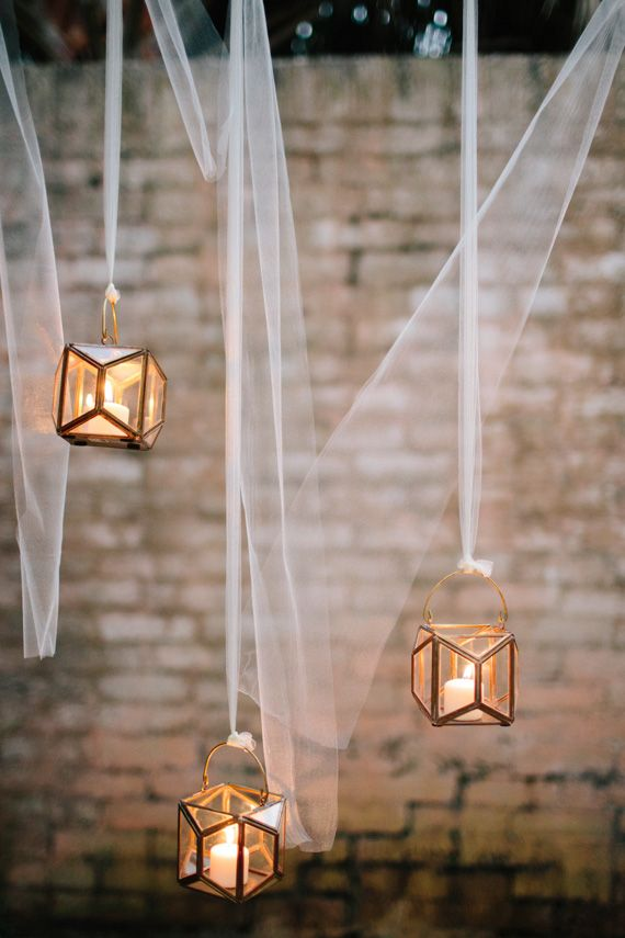 179 best DIY Tulle Wedding Decorations images on Pinterest ...